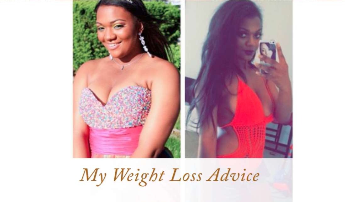 My Weight Loss Advice