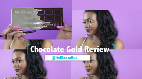 TooFaced Chocolate Gold Review