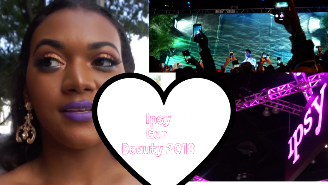 Ipsy Gen Beauty 2018_Big Sean